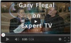 Gary Flegal on Expert TV