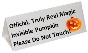 Gary Flegal Invisible Pumpkin 03