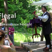 Gary Flegal Tennessee Renaissance Festival